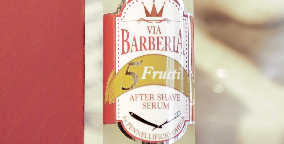 Omega Via Barberia Fructi Post shave serum - 50ml