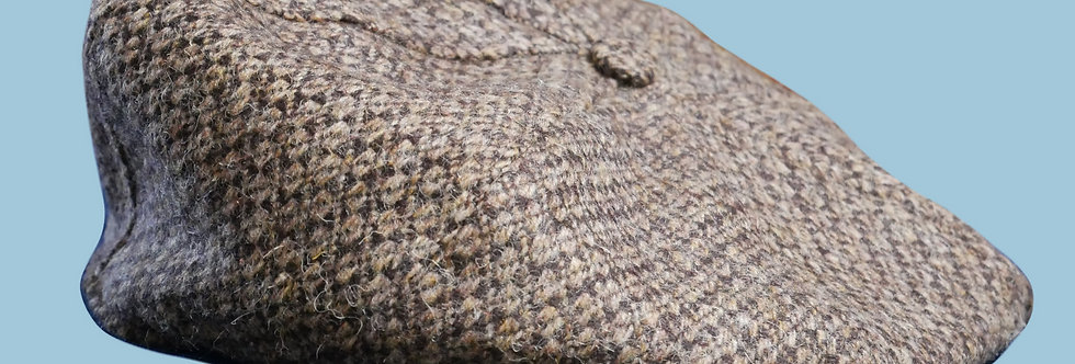 Sussex Tweed Windover Cap