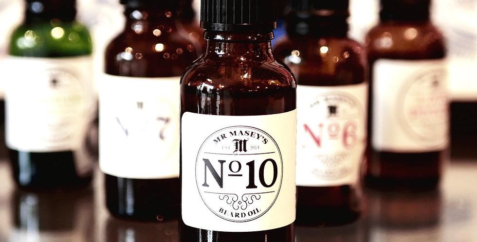 No.10 Beard Oil