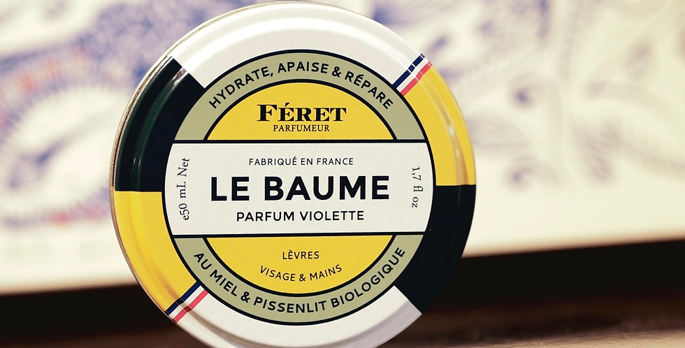 "Feret Parfumeur Limited Edition Art Deco ""Le Baume"" 50ml"