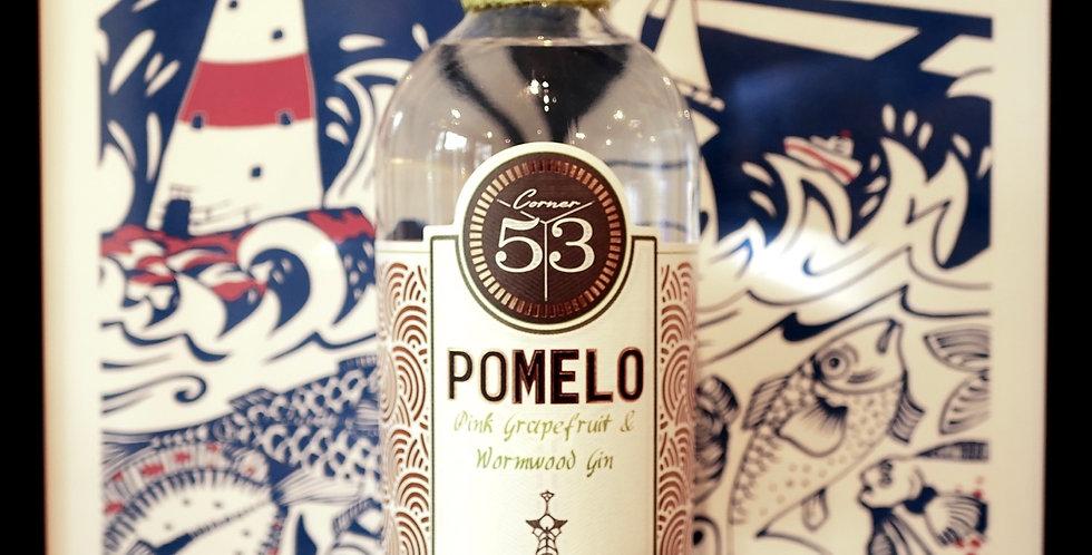 Corner 53 : Pomelo Gin 70cl