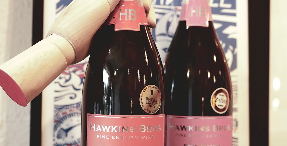 Hawkins Bros - Fine English Wines