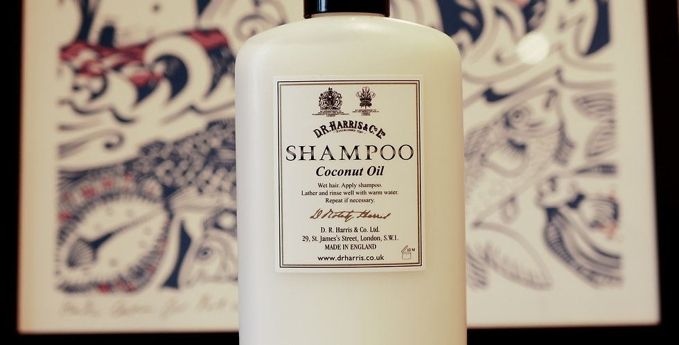 D.R. Harris Coconut Shampoo