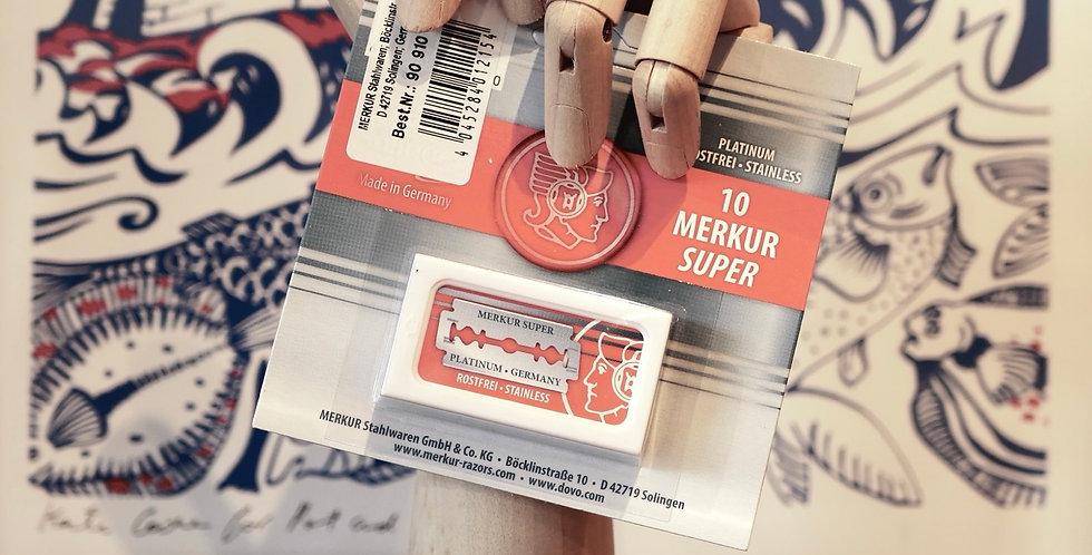 Merkur Razor Blades (10pack)