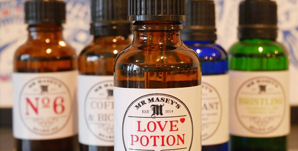 Love Potion Beard Oil
