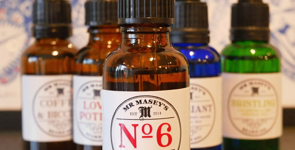 No.6 Beard Oil