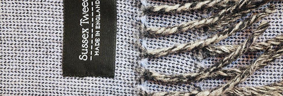 Sussex Tweed Pure Wool Scarf
