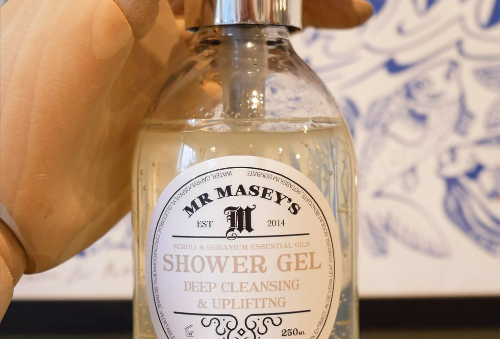 Mr Masey's Shower Gel