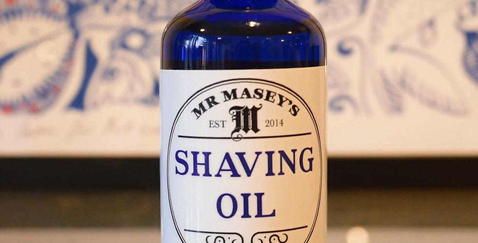 Mr Masey's Shaving Oil