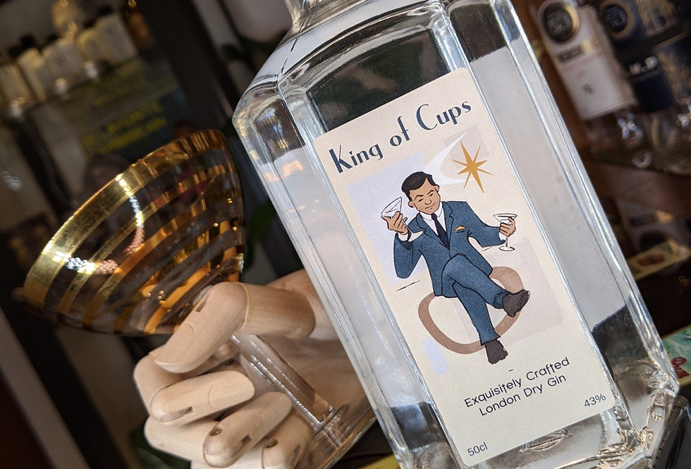 The King of Cups Gin