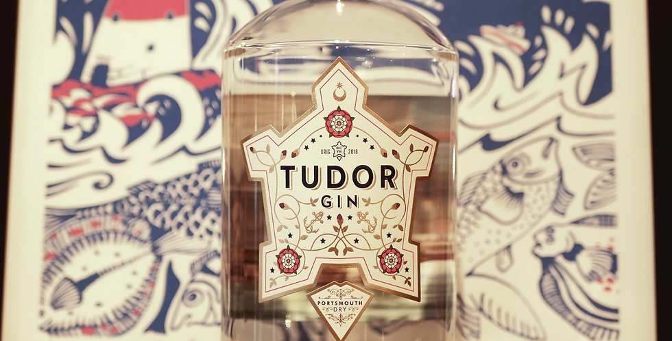 Portsmouth Distillery Co. Tudor Gin