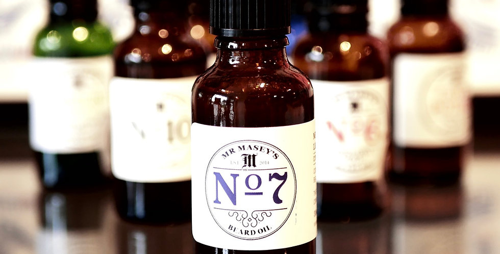 No.7 Beard Oil