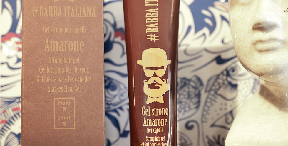 Barba Italiana Amarone Hair Gel