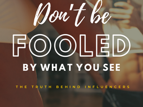 The Truth Behind Influencers.