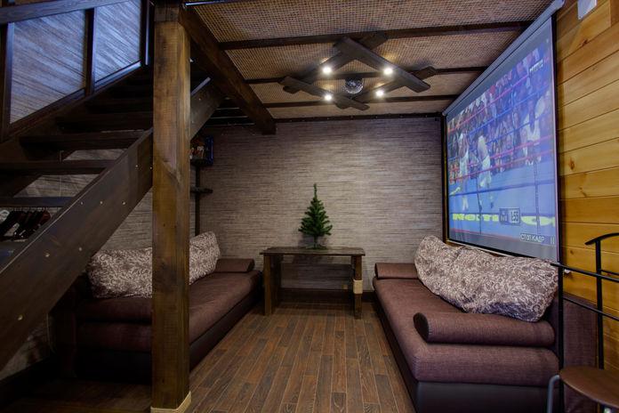Гостиная №1 с проектором: