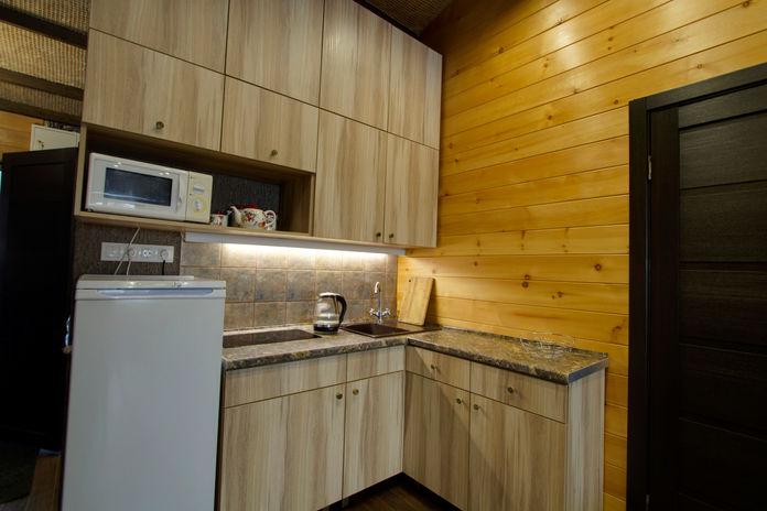 Кухонная зона (объединена с гостиной №2):