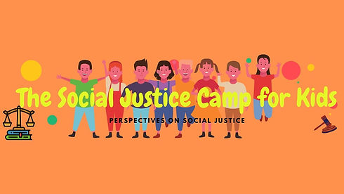 Copy of Copy of The Social Justice Camp