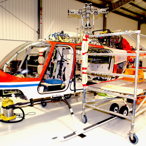 Eagle 407HP conversion