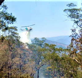 Eagle MRO: supporting fire-fighting services