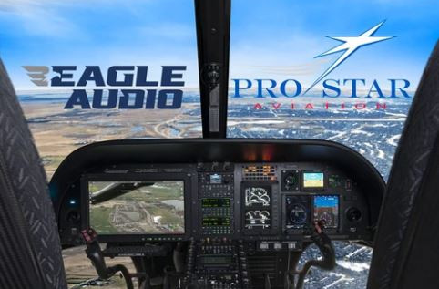 FAA Approved: Eagle Generation II Digital Audio System for Cessna 208B