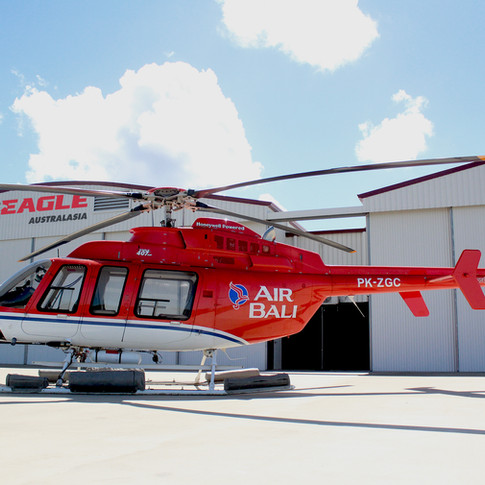 Eagle Australasia's 2nd 407HP Conversion
