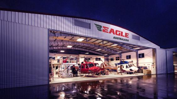 Eagle Australasia Attain CASR Part 145 Approval