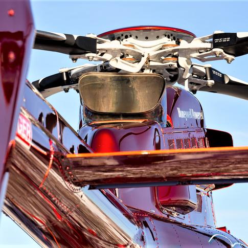 Eagle 407HP Honeywell powered