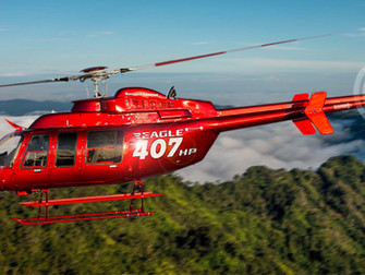 Eagle 407HP Receives Chinese Certification