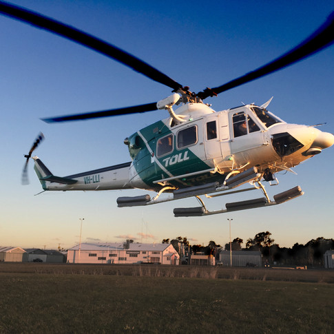 Toll Helicopters