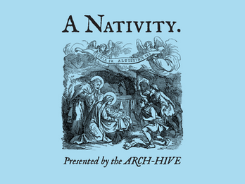 A Nativity - Behind the Scenes