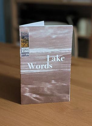 hive zine 011 lake words cover.jpg
