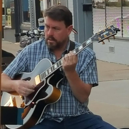 Live Music on the Pattee Plaza