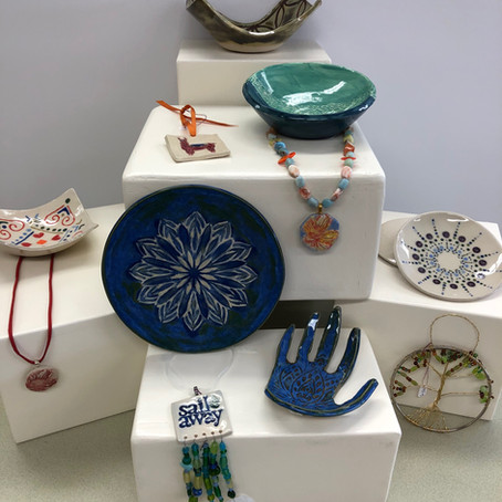 Wind Chimes and Pendants and Dishes, Oh My!