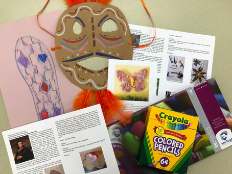 Take & Make Art Kits