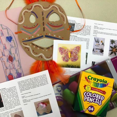 Take & Make Art Kits