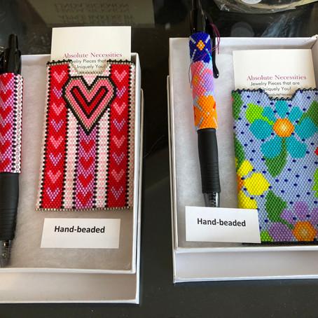 Hand-beaded Accessories