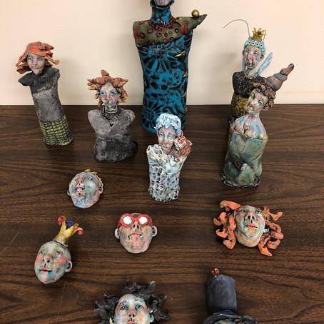 New Work: Julie Latayan