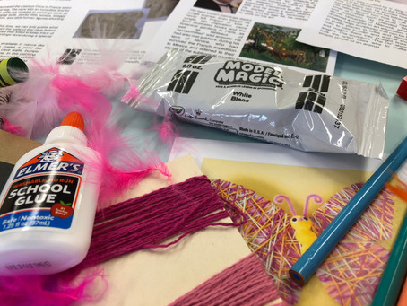 Take & Make Art Kits & Puzzlers