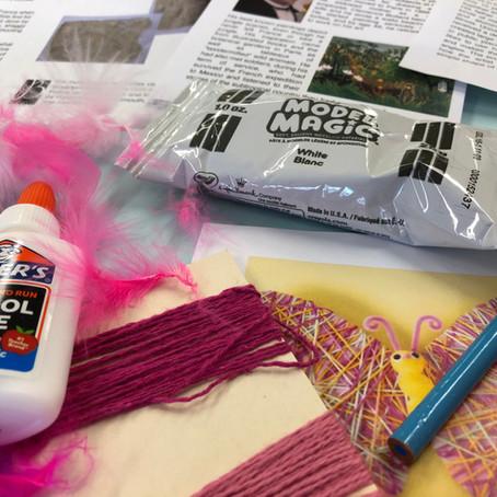 Take & Make Art Kits & Puzzlers