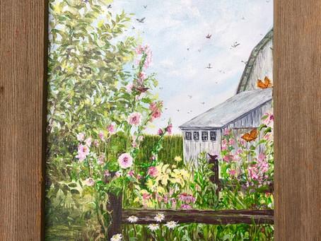 Featured Artist: Cherry Galusha Simmons