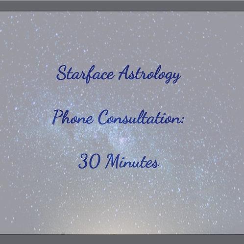 30 Minute Phone Consultation