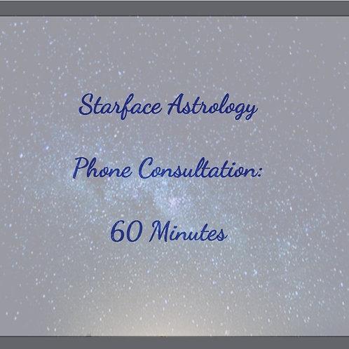 60 Minute Phone Consultation
