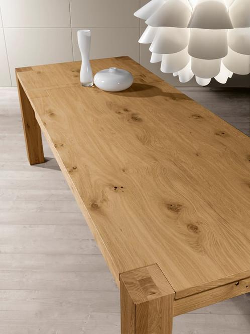Tavolo Panama | www.realwoosagl.ch Bellinzona, cucine e tavoli legno ...