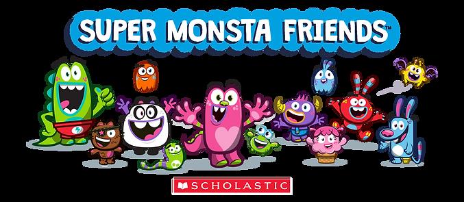 Super Monsta Friends Jason Tharp Wonderville Studios