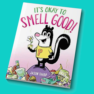 It's Okay To Smell Good!