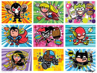 DC Comics Collaboration