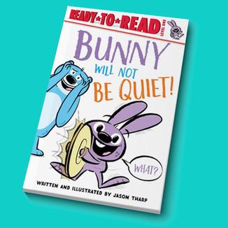 bunny-will-not-be-quiet-wonderville-stud