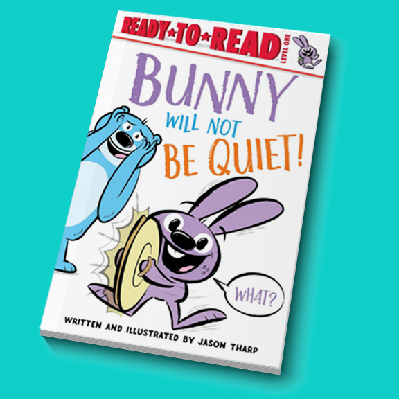 bunny-will-not-be-quiet-wonderville-stud