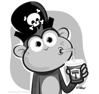 Argh! Monkey