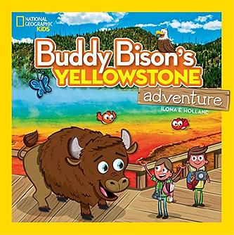 Buddy the Bison, Jason Tharp, Wonderville Studios